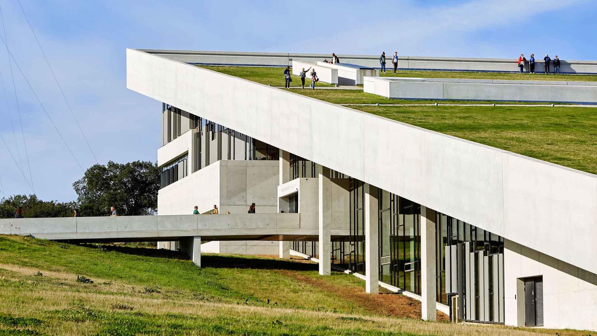 Henning Larsen | Moesgaard Museum wins an Architizer A+ Award